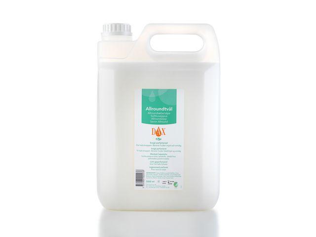 Tvål DAX Allroundtvål parfymerad 5L