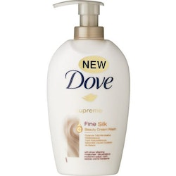 Tvål DOVE Cream Wash Silk 0,25L