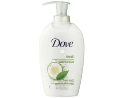 Tvål DOVE Cream Wash pump 250ml