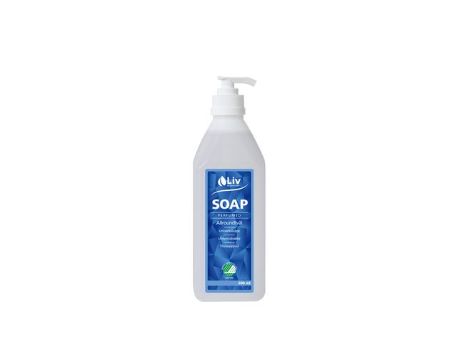 Tvål LIV Allround parfym 600ML