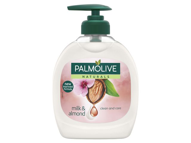 Tvål Palmolive Milk & Almond 300ml