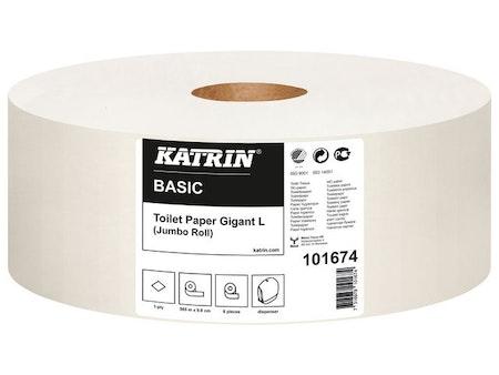 Toalettpapper Basic Gigant L 585m 6/FP