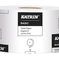 Toalettpapper Basic Gigant S 265m 12/FP