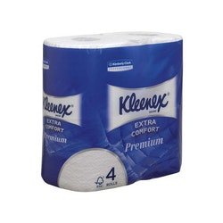Toalettpapper KLEENEX ® 4/FP