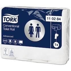 Toalettpapper TORK Adv T4 2-lag 24/FP