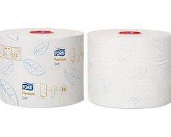 Toalettpapper TORK Pre T6 2-lag vit