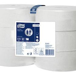 Toalettpapper TORK Uni T1 1-lag 500m