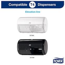 Toalettpapper TORK Uni T4 2-lag 8/FP