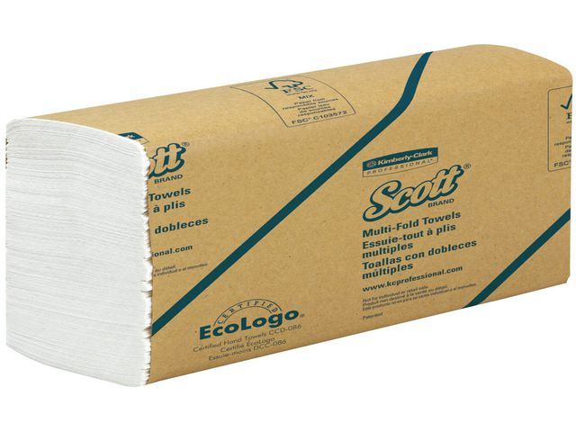 Handduk SCOTT multifold 24x20cm 4000/FP