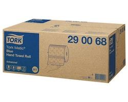Handduk TORK Adv H1 Blå 2l 6/FP