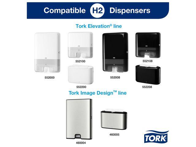Handduk TORK Adv H2 XPRESS 3780/FP