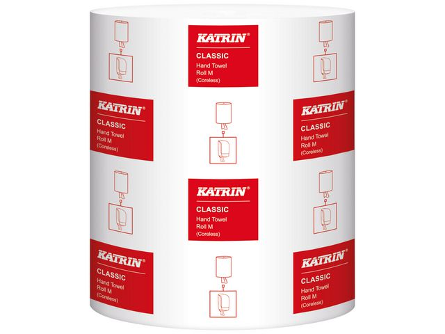 Torkrulle KATRIN Classic 1-L M 320m 6/FP