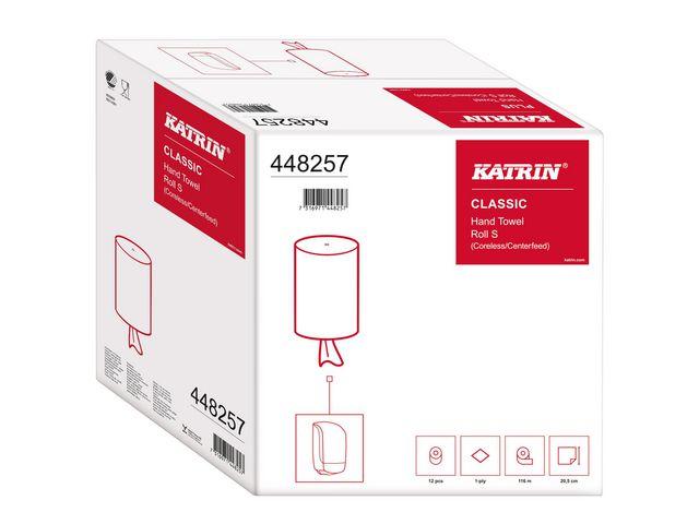 Torkrulle KATRIN Classic 1-L S 116m 12/FP