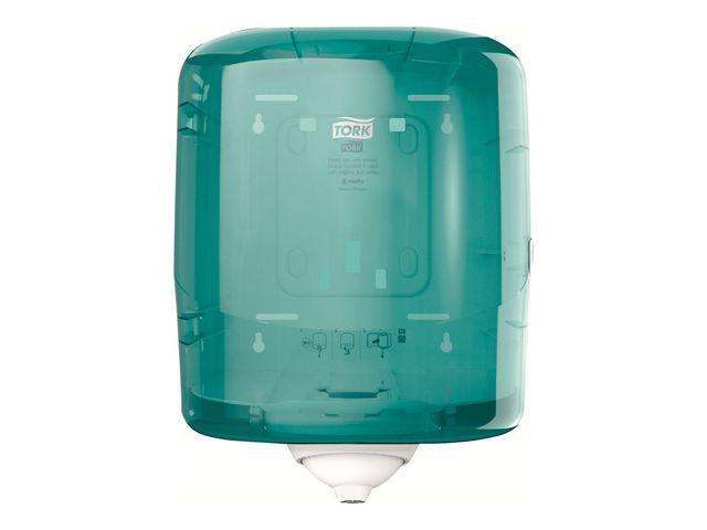 Dispenser TORK M4 Reflex grön