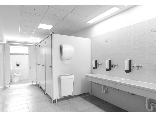 Dispenser KATRIN System XL hand vit