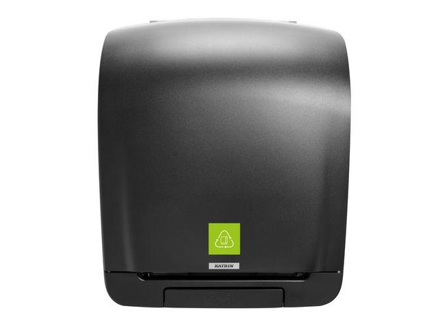 Dispenser KATRIN System handdukar Svart
