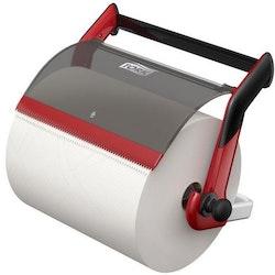 Dispenser TORK W1 Väggställ röd