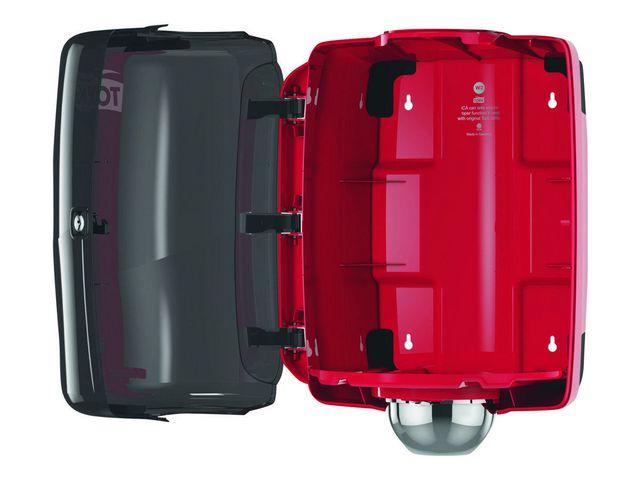 Dispenser TORK W2 MAXi röd