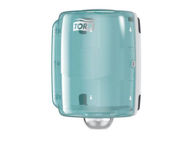 Dispenser TORK W2 MAXi turkos