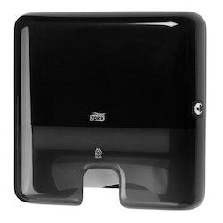 Dispenser TORK H2 Handduk mini svart