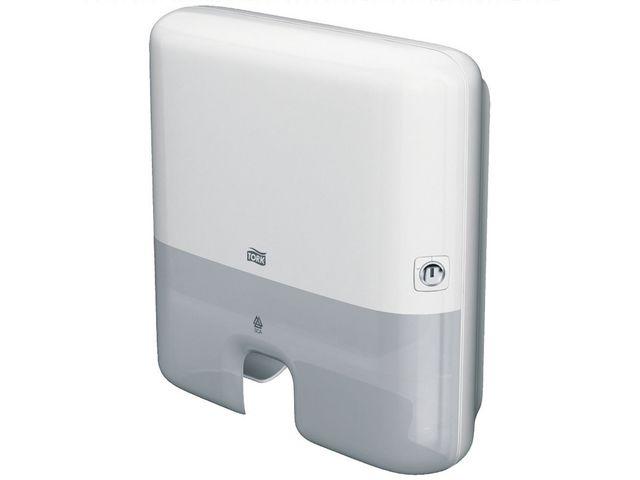 Dispenser TORK H2 Handduk mini vit