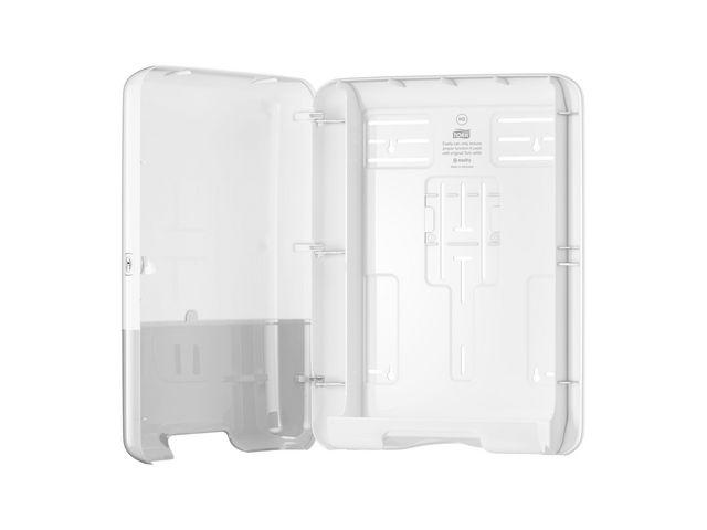 Dispenser TORK H3 Handduk vit