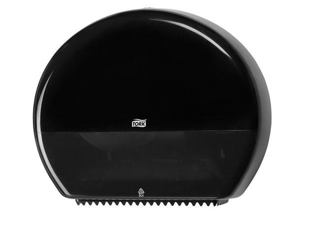 Dispenser TORK T1 Jumbo svart