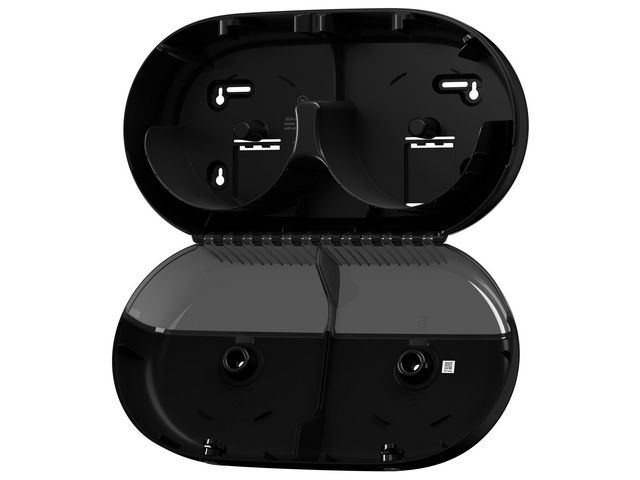 Dispenser TORK T9 SMARTONE Twin svart