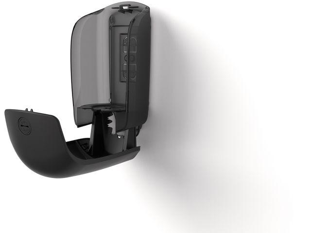Dispenser KATRIN Centerfeed S Svart