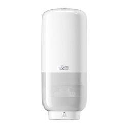 Dispenser TORK S4 Tvål INT Sens. vit