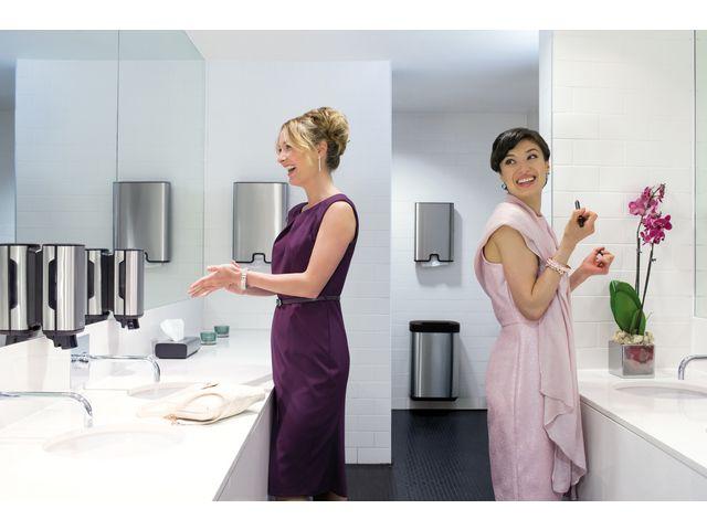 Dispenser TORK S4 Tvål rostfri