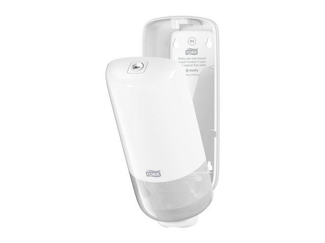 Dispenser TORK S4 Tvål vit