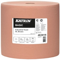 Industritork KATRIN Basic XL brun 1000m