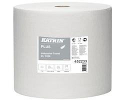 Industritork KATRIN Plus XL vit 1110m