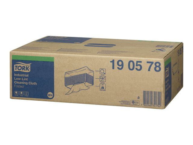 Rengöringsduk TORK Pre W4 X-Precis.80/F