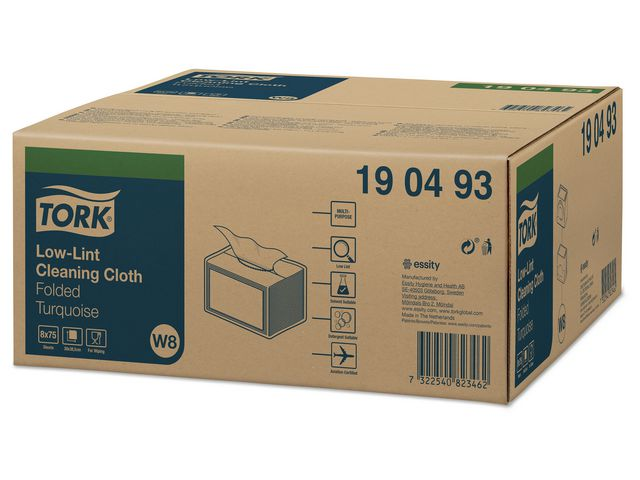Rengöringsduk TORK Pre W8 Precis. 75/FP