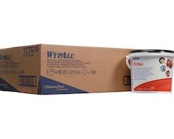Rengöringsdukar WYPALL* grön 90/FP