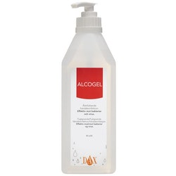 Handdesinfektion DAX Alcogel 85 600ml