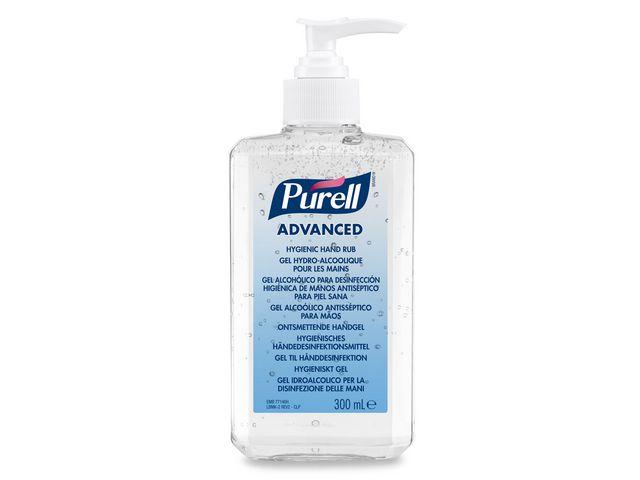 Handdesinfektion PURELL 300ml 12/FP
