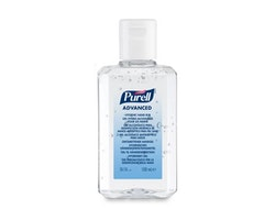 Handdesinfektion PURELL Gel 100ml 24/FP