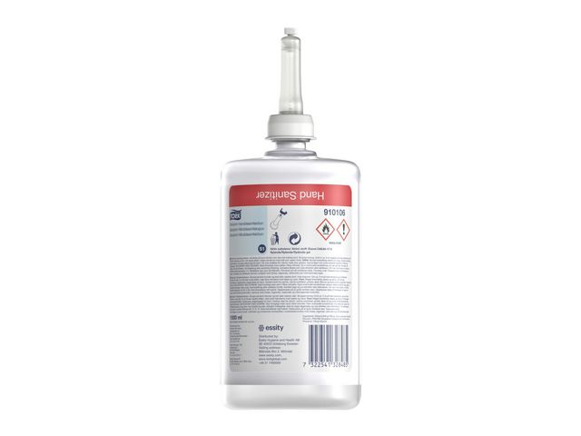 Handdesinfektion TORK S1 Salubrin Gel 1L 6/FP