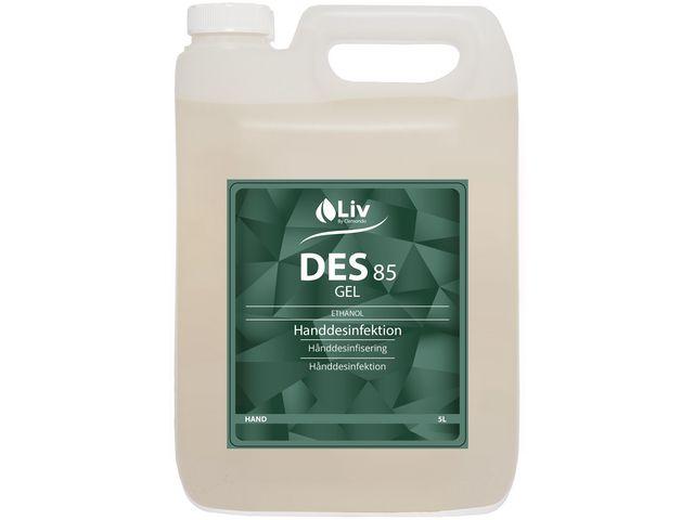 Handdesinfektion LIV Des Gel 85 5L 10/FP