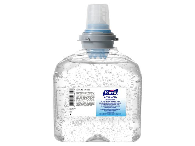 Handdesinfektion PURELL Gel TFX 1200ml