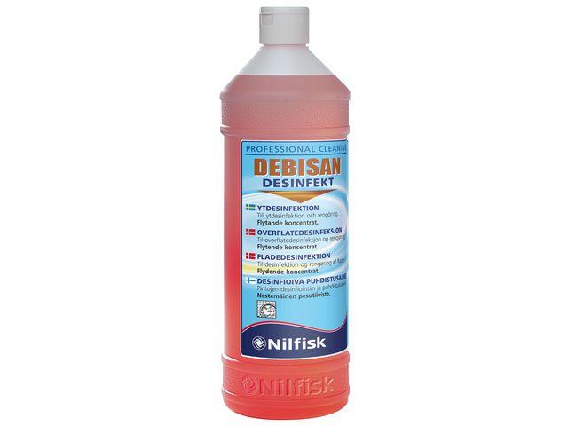 Desinfektionsmedel Debisan 1L