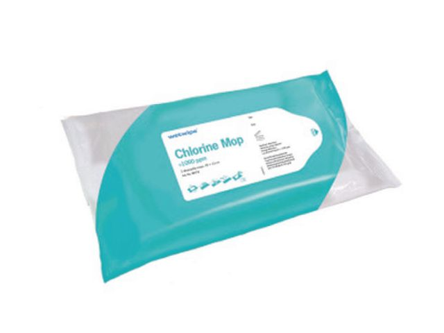 Desinfektionsmopp Chlorine 50x13cm 3/FP