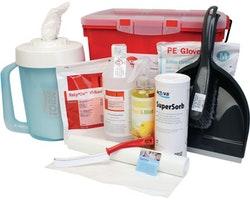 Saneringskit Akut för kroppsvätskor