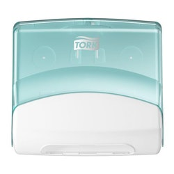 Dispenser TORK W4 Torkduk turkos