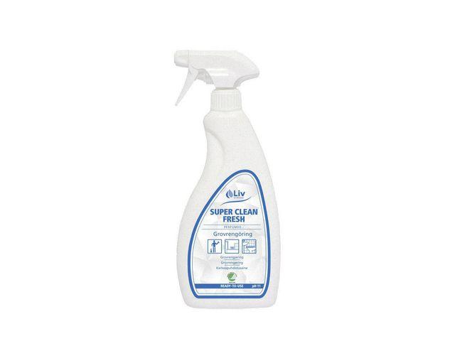 Grovrent LIV Super Clean Fresh 750ML