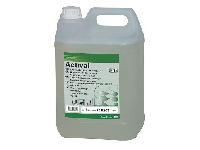 Grovrengöring Actival 5L