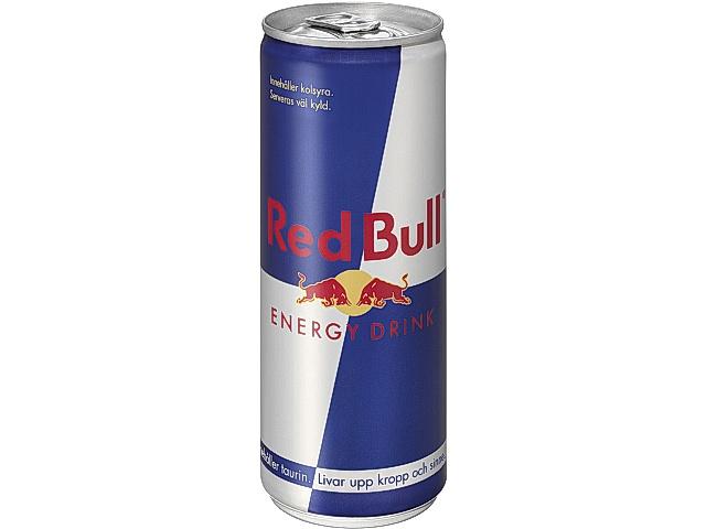 Energidryck RED BULL Burk 25cl 24/FP